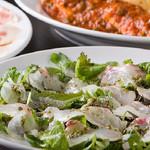 イルコルティーレ - 鮮魚のカルパッチョ