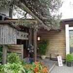 大澤屋 - 入口