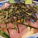 いしかわ - 海鮮丼アップ