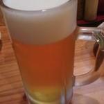 酉の坊 - ビール