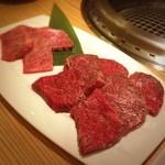 松阪牛網焼きおくやま - 松阪牛 のみ