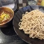 40889655 - 味玉濃厚ドロつけ麺