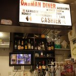 OATMAN DINER -