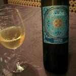 レストラン アラスカ - 飲み放題(2000円+税サ)のグラスワイン 2015.6月