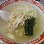 中国麺家万天 - 鶏そば¥880☆