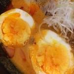 40893651 - スペシャル担々麺(ゆで卵)