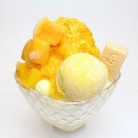 森乃園 - 生マンゴーかき氷