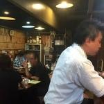 居酒屋 豆炭 - テーブル席