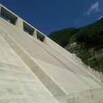 40896332 - 湯西川ダムを見学
