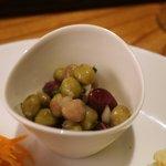 アマイカ - 豆のサラダ