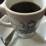 星乃珈琲店 - ☃炭焼き珈琲☃
