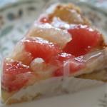 シュークレール - グレープフルーツのタルト