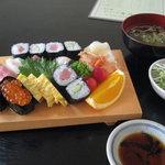 だいご寿司 - 料理写真:にぎり寿司上 2100円