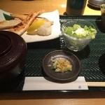 魚と創作料理 だん - 焼き魚定食