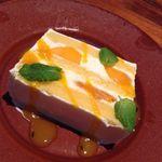 シェアードテラス - 季節のショートケーキ マンゴー