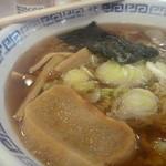 博多 那の福 - 「八戸煮干しラーメン」
