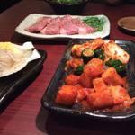 栄華亭 - キムチとお肉~