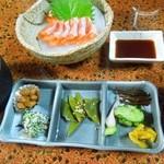 旅館藤乙 - 信州サーモン定食