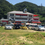 BBQテラス - ノジマスコーラ(元野島小学校)