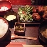 麹蔵 - チキン南蛮タルタル定食