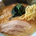 祭家 - 醤油ラーメン680円