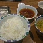 40905943 - めし、味噌汁