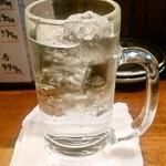 徳田酒店 - プレーン(290円)