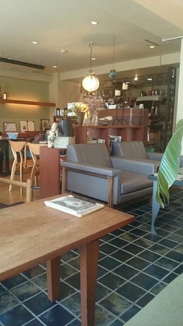 Cafe Crema - 店内