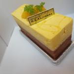 40907766 - ショコラ・レ・マンゴー¥380