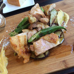イタリアーナ レガラーレ - 若鶏のレモンとマスタード