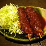 矢場とん 名古屋駅名鉄店 - ロース串かつ