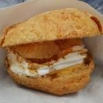 パン デ モンテ - 信玄餅シュークリーム