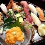 さかえ寿司 - 15.8月 季節のおすすめ鮨