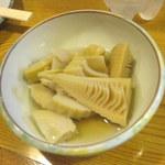一番鳥 - 新竹の子煮