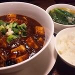 40913678 - 麻婆麺 2015年8月