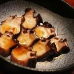 横浜野田岩 - 蛸の柔らか煮 メニューにはない肴です