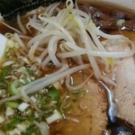 郁 - レディース チャーシューワンタンメンアップ 2015.8