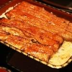 横浜 野田岩 - 楓のお重 3600円くらい 御飯は普通もりです