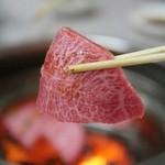 焼肉ぎゅうしん - 料理写真:ミスジ