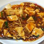 紅宝石 - 麻婆豆腐麺 ¥650+税