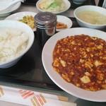 40920180 - 「麻婆豆腐」の「激辛」