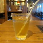 温野菜 - コーン茶