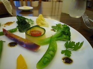 2Plats - 野菜畑