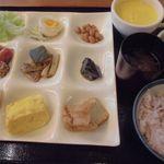 日本料理 桜ばし - モーニング 2015.07.30