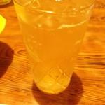 柿汁 - ボク、ハイボールすきやから……ビールやないねん