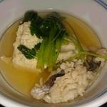 味季 和遊 - 鱧の卵は初めて食べました