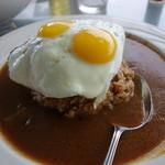 ALOHA TABLE Waikiki - ロコモコ(普通サイズ)