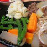祭り屋 - 野菜UP