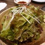 八煌苑 - チョレギサラダ