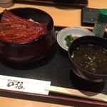 旬彩和食 口福 - うな丼(大)